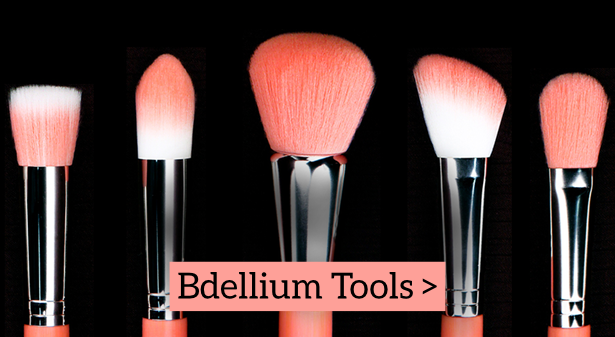 Bdellium Tools štětce